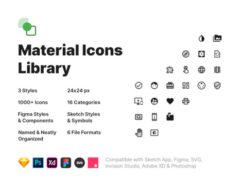 Interfacer - 300+ free design resources